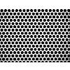 Mild Steel Made Perforated Plate