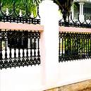 ... Iron Wall Grill. The Company Supplies Compound Wall Grills In V