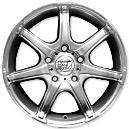 17 X 7.5 Sized Wheel