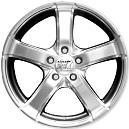 Wheel In Hyper Silver Finish