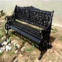 Corrosion Resistant Park Benches
