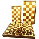 3 Inches X 20 Inches X 20 Inches Wooden Chess Board