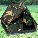 Range Of Tents
