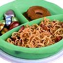 Divided Tiffin Box For Kids