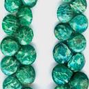 Amazonite Briolette Stones In Deep Green Colour