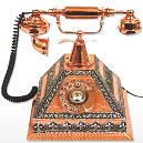 Brass Made Antique Phone