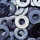 Electroplated Mild Steel Washer
