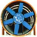 FRP Energy Saving Fan