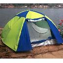 Four Men Dome Tent For Outdoor Camping
