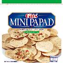 Green Chilli Papads