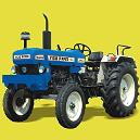Tractor With 2100rpm Rated Speed