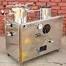 Stainless Steel Made Pilot Dyeing Machine