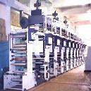 Multi Colour Rotogravure Printing Presses With Wet/dry Lamination Plants