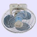 Multi –Utility Fan With Wall Mounting Regulator