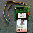 Contact Type Smart Card Reader And Writer Module