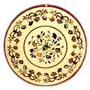 Round Shaped Handcrafted Tabletop