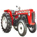 Single Clutch Tractor With 2 Bottom Ploughs