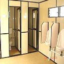 Hygiene Portable Toilet Unit
