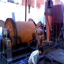 Battery Oxide Ball Mill With Air Blower