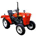 Mini Tractor with Hydraulic Power Brakes