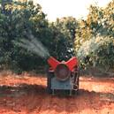 Air Assisted Orchard Sprayer