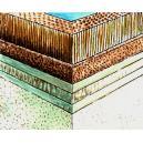 Anti-Vibration High Density Cork Slabs