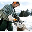 Petrol Chain Saws for Cutting Firewood and Property Maintenance