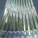 Galvanized Corrugated Sheets with 5 MT Coil Weight