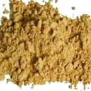 Ginger Powder from Pulverizing Dried Ripe Fruits