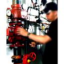 Double Interlocked Pre-Action Fire Alarm System