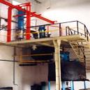 Synthetic Resin Plant With Indirect Heating System