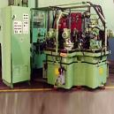 Rotary Indexing Machine with Safety Interlocks