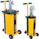 Pneumatic Grease Dispensers with Castors