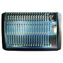 Professional Live Mixers With Digital Delays And Reverbs