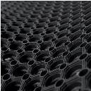 Rubber Ring Mat with Water/Liquid Drainage Facility