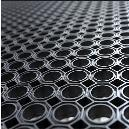 Rubber Octagonal Mat with Strong Grip