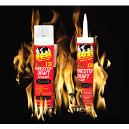 Firestop/Draft Sealant with Non-Combustible Inorganic Materials