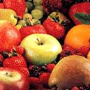 Fresh Fruits with High Nutritional Value