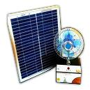 High Speed Solar / Rechargeable Fan