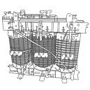 Open Ventilated Dry Transformer- Ovdt