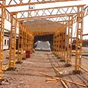 Fibre-Reinforced Plastic-Frp Shed For Working Area