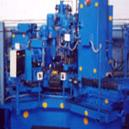 Seven-Station Rotary Indexing Milling & Tapping Spm