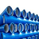 Ductile Iron Pipes With Protective Coatings