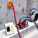Permeability Tester With User-Friendly Menu System