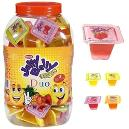 Double Color Fruit Jelly