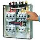 Surface/Flush Mounted Distribution Boards with Knockouts