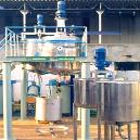 Manufacturing Plant for Aloe Vera Gel and Juice