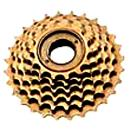 Six-Speed Freewheel For Bicycle