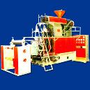 PP Blown Film Plant with Output 18-22 Kg/hr