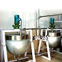 Steam Jacketed Kettle with Capacity 225-1200 Litres